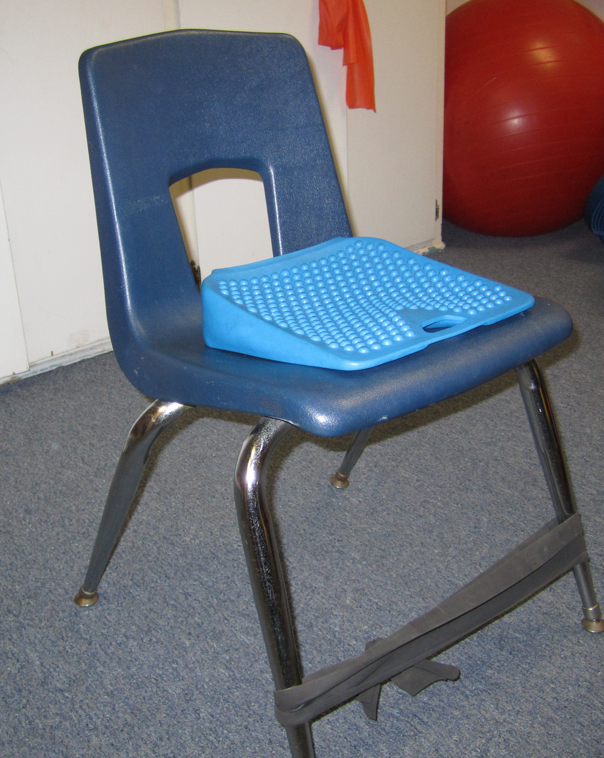 Seating Chair & Five Practical Sensory Strategies for the Classroom ...